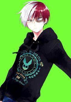 Todoroki Shouto - Boku no Hero Academia - Image - Zerochan Anime Image Board Boku No Hero Academia, My Hero Academia Memes, Hero Academia Characters, My Hero Academia Manga, Cute Anime Boy, Anime Guys, Cute Gay, Chibi, Deku Anime