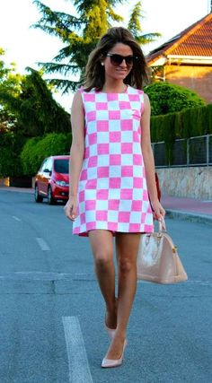 Love Pink My dress is not an LV (I would love to but… no  ), I bought it at a flea market and I loved it because of the shape and the color  Hope you like it  Have a wonderful day!!!!!