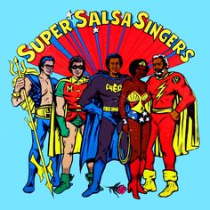 Super Salsa Singers