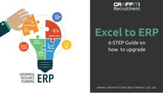 6-STEP Guide on Transitioning from Excel to ERP