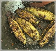 How to make Stuffed Karela, Bitter gourd stuffed with fresh indian spices. Traditional Punjab Style Karela Recipe, Step by Step Stuffed Karela Recipe… Continue reading → Indian Food Recipes, Vegetarian Recipes, Cooking Recipes, Paneer Tikka Masala Recipe, Melon Recipes, Food Fantasy, Gourds, Dessert Recipes, Desserts