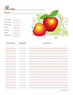 best of recipe book template for mac free template 2018