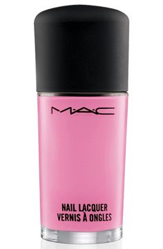 Pick Your Perfect Pink MAC Nail Polish (There's One For Everyone, Promise!) Saint Germain