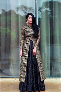 Order Kotil Lehenga on WhatsApp number or ArtistryC. Kurti Designs Party Wear, Lehenga Designs, Indian Wedding Outfits, Indian Outfits, Indian Attire, Indian Wear, Indian Designer Outfits, Designer Dresses, Girl Fashion