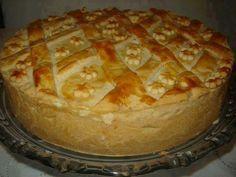 Massa para empadão, empadinha e pastel assado, doce ou salgado