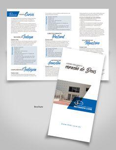 Brochure for FTML - designed by Sandra H. V.
