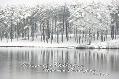 Inspirational pictures-beautiful landscapes with encouraging scripture verses.