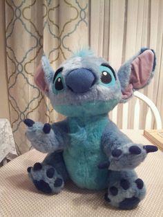 "Walt Disney World Stitch As Dog Plush Toy 14"" Stuffed Animal lilo and gift elvis #Disney"