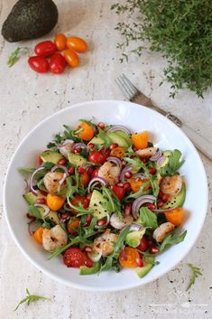 Caprese Salad, Sushi, Tasty, Vegetables, Recipes, Food, Lifestyle, Recipies, Essen