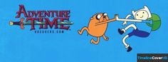 Adventure Time With Jake And Finn 4 Facebook Cover Timeline Banner For Fb19 Facebook Cover