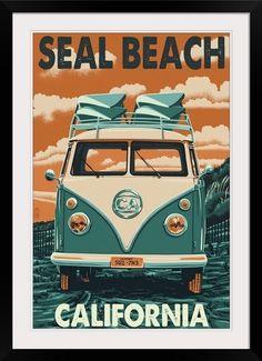 seal beach art