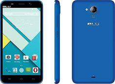 Buy BLU Studio 5.5C D690u Unlocked GSM Dual-SIM Quad-Core Android Lollipop Smartphone - Blue REFURBISHED for 85 USD | Reusell