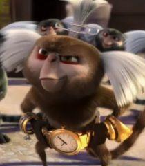 Rio Movie Monkey Leader! Film Rio, Rio Movie, Rio 2, Disney Princess Movies, Disney Movies, Disney Pixar, Angry Birds Seasons, Cartoon Monkey, Illustrations