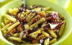 Pasta radicchio e pancetta « Ricette in 30 minuti