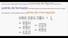 Curso de Raciocínio Lógico Sequência de figuras ou imagens Teste psicoté... https://youtu.be/JnKEQrNeATI