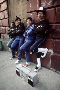 New York City, 1984.