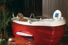 Hydrotherapy Tub Love to have in remodel