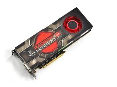 Radeon XFX HD 6970 2 GB Graphics Card by XFX. $492.74. This series of Radeon HD graphics cards is AMD's 3-D gaming and multi-media solution for desktop computers, plus the next level of HDMI 1.4a and DisplayPort 1.2 solutions for Stereoscopic 3-D and 2GB of GDDR5 memory.