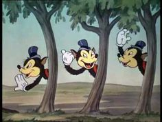 Silly Symphony - I tre porcellini e i tre lupetti (Three Little Wolves) - 1936