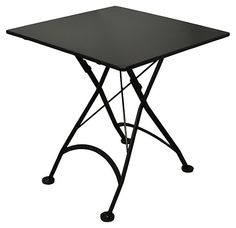 """One Kings Lane - Life of the Party - Bruxelles 28"""" Folding Table"""