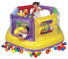 Fun Center Ball Pits - $44