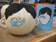 Book Character Pumpkin Patch | Pink Library