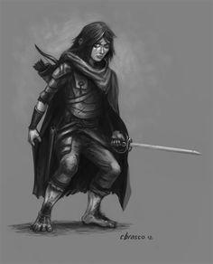 Dratho the Rogue by orgo on deviantART