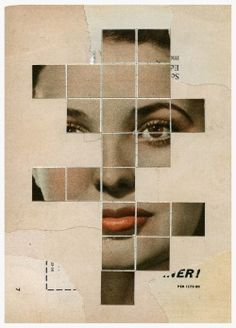 """El artista canadiense Anthony Gerace muestra este statu quo en su serie de collages titulada """"There Must Be More To Life Than This"""". Collages, Photomontage, Paper Collage Art, Altered Canvas, Newspaper Art, Foto Transfer, Photography Collage, Collage Techniques, Collage Design"""