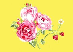 want floral tattoo