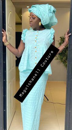 Mode Wax, African Attire, Mary, Storage, Veil, Chic Dress, Skirt, Weddings