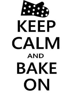 Keep Calm and Bake On for No Kid Hungry
