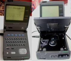 Sony DD-1EX Data Discman/Bookman