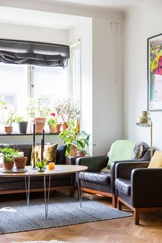 Dispatch from Sweden | A Cozy Malmö Apartment