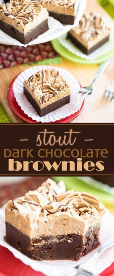 Stout Dark Chocolate