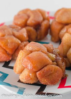 Apple Monkey Bread Bites recipe - so easy & yummy!