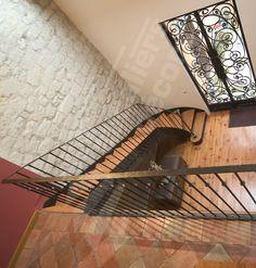 1000 id es sur le th me escalier en fer forg sur pinterest fer forg balu - Balance a l ancienne ...