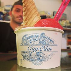 When in #Rome, eat like the Romans do! #Gelato is the pride and joy of Italy, and rightly so, it's delicious!
