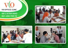 VIO Optical Clinic merupakan pilihan tepat untuk memeriksakan kesehatan mata anda dan keluarga.VIO Opitical Clinic menjadi yang pertama di Indonesia yang menggabungkan konsep optikal dan klinik di bawah bimbingan Dokter Optometri berkompetensi Internasional.Pengobatan Mata Minus di Jakarta Barat