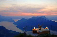 Imaginem como deve ser dormir e acordar neste lugar deslumbrante? awesome #nature #dreams