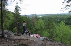 Sysmä - Kammiovuoren retkeilyalue Finland