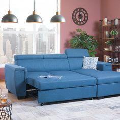 Der Industrial Style ist derzeit sehr beliebt. Durch die Mischung aus Holz, Metall und Grautönen erzeugen die Möbel eine moderne Atmosphäre. Durch Farbtupfer wir die blaue Sitzgruppe Laurin und eine farbige Wand sorgt man für einen Eyecatcher. Mehr auf leiner.at. // Wohnzimmer Ideen // Interior Trends // Wohnideen // Einrichtungstipps Wohnzimmer // Sofa // Couch// Polstergarnitur // Wohnzimmer Deko Sofa Couch, Industrial, Furniture, Home Decor, Living Room Ideas, Sofa Set, Decoration Home, Room Decor, Industrial Music
