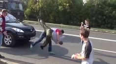 "We all have seen once in our life time some crazy drivers who drive like it's their last day of driving. Meanwhile, some people have formed a group of Russian traffic vigilantes named ""StopHam"" or ""Stop a Douche bag,"" who aim to put strict traffic rules to stop those crazy drivers in Russia. The founder..."