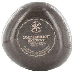 Savon à la noix de coco exfoliant 100 gr - Couleurtropiques