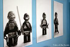 Teenage Mutant Ninja Turtles Bedroom Ideas
