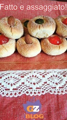 Biscotti di mandorla siciliani. Antiche tradizioni tramandate nei secoli! Profumi inconfondibili e sapori degni di un Re!