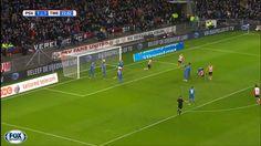 Andres Guardado's hattrick of assists vs Twente