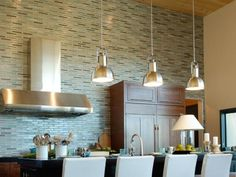 Browse tile backsplash ideas, and get ready to install an attractive and protective backsplash in your home.