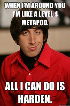 thats the funniest nerd joke I have ever heard