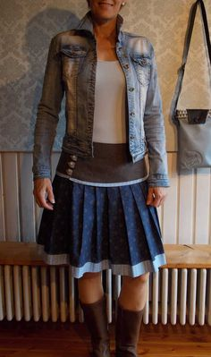 Trachtenrock The Effective Pictures We Offer You About cute Club Outfit A quality picture can tell you many things. Club Outfits, Mode Outfits, Traditional Skirts, Diy Clothes, Clothes For Women, Club Party Dresses, Softball Braids, College Outfits, Clubwear