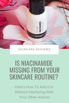 You know what they say: everyone's skin is different. What works for one person may not work for another. Backfire, even.I totally agree. And yet…There's an exception to the rule: Niacinamide. This is an ingredient absolutely anyone can use. Find out more... #niacinamide #skincareingredients Acne Prone Skin, Oily Skin, Sun Damaged Skin, How To Get Rid Of Acne, Younger Looking Skin, How To Treat Acne, Skin Firming, Combination Skin, Anti Aging Skin Care